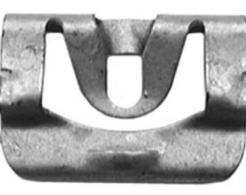 GM Reveal Molding Clip, 9808241