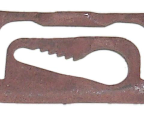 GM Reveal Molding Clip, 9895598