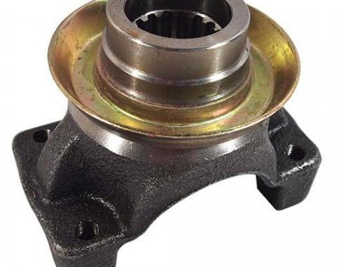 Corvette Wheel Spindle Flange, Rear, 1980-1981 4-Speed and 1982 Automatic