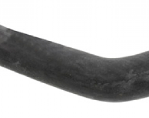 Corvette Rad Hose, Lower, Replacement Style, 1977-1982