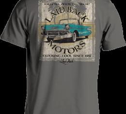 Laid Back Baywood 57-Men's Chill T-Shirt