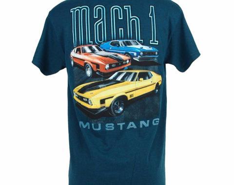 Mustang T-Shirt, Mach 1