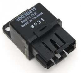 Firebird Engine Fan Relay, 5.0 Liter, For Cars With Manual Transmission, 1987