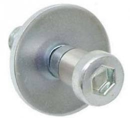 Firebird Door Lock Striker, 1967-1981
