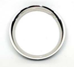 Firebird Rally Wheel Trim Ring, 14 x 6, With Ring Style Clips, 1967-1969