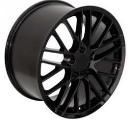 Firebird 18 X 9.5 C6 ZR1 Reproduction Wheel, Black, 1993-2002