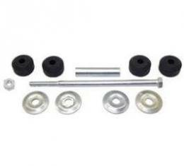 Firebird Anti-Sway Bar End Link Set, Front, For Cars With Stock 11/16 Bar, 1967-1969