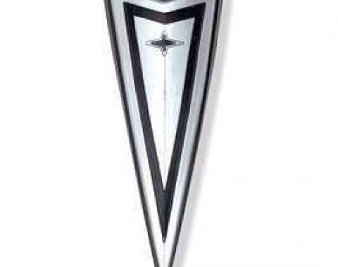Firebird Bumper Emblem, Arrowhead, 1967-1968