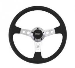 Firebird Steering Wheel, Black, Collectors Edition, 1967-2002
