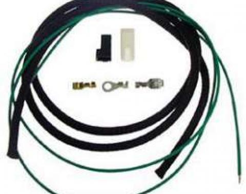 Firebird Coolant Temperature Sending Unit Wiring Harness Kit,1967-1969