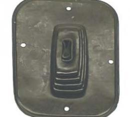 Firebird Shifter Boot, Manual Transmission, All, For Cars With Console, 1967-1968