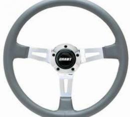 Firebird Steering Wheel, Gray, Collectors Edition, 1967-2002