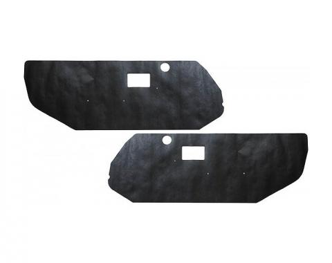 Camaro Door Panel Water Shields, 1970-1981