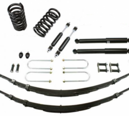 Chevy Deluxe Lowering Kit, 1949-1954