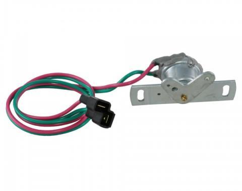 Corvette Backup Light Switch, 4 Speed, 1964-1967