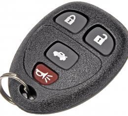 Dorman Black Keyless Entry Remote 13735