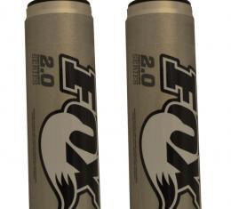 Ridetech LevelTow Front Shock Kit for 2001-2010 Silverado / Sierra 2500HD & 3500HD (2WD & 4WD) 81211002