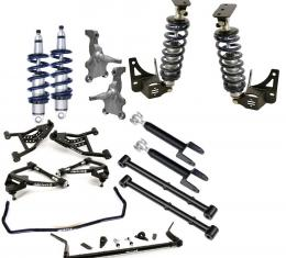 """Ridetech CoilOver System for 1964-67 GM """"A"""" Body 11230201"""