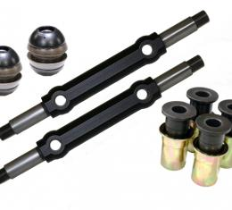 Ridetech 1964-1966 Mustang StreetGRIP Delrin Control Arm Bushings and Cross Shafts 12099590