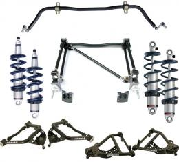 Ridetech CoilOver System for 1955-1957 Chevy Car 11030201