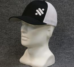 Ridetech Flexfit Hat - Black/Grey 88080019