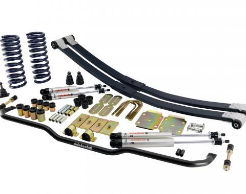 Ridetech StreetGRIP Suspension System for 1967-1969 Camaro and Firebird 11165110