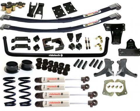 Ridetech 1973-1987 C10 StreetGRIP Suspension System 11365010