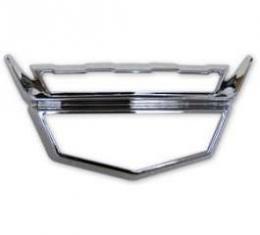 Hood Emblem Bezel - Chrome