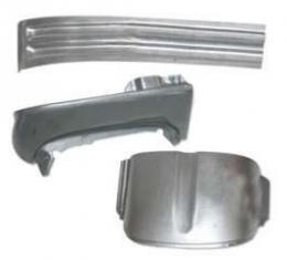 Headlight Mounting Panel - Upper Section - Left