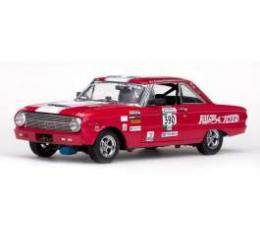 Falcon Model, Racing, Red, 1:18 Scale, 1963
