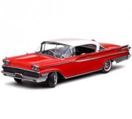 Parklane Model, Hardtop, Red W/ White Top, 1:18 Scale, 1959