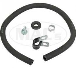 Ford Hose Kit, Differential Vent, 1964-1970