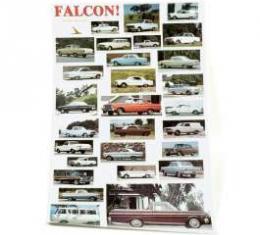 Poster - Falcon - 23 x 25