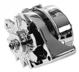 Ford One Wire Alternator Small Case (100 Amp) Black