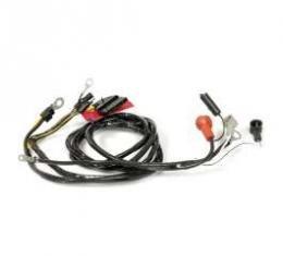 Alternator To Voltage Regulator Wire - Before 2-1-66