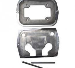 Optima Battery Tray-Aluminum