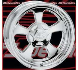 Soft Lip Vintec Dish Billet Wheel 18 X 10