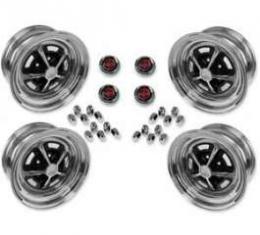 Magnum Wheel Kit (16x8) Set