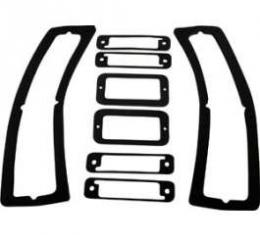 Paint & Body Gasket Seal Kit With Back Up, Fairlane, 1963