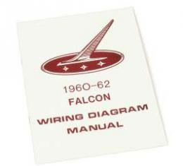 Falcon Wiring Diagram Manual - 4 Pages