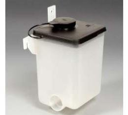 Windshield Washer Reservoir - With Cap - Plastic - Ford Service Replacement