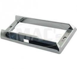 Dome Light Bezel - Chromed Plastic