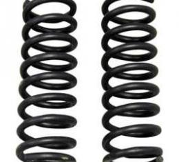 Coil Spring Front, 289 With AC, Galaxie, 1967