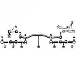 Tie Rod - Outer - Power Steering - Right