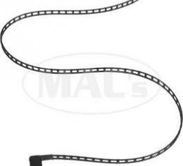 PERFORATED RETAINING STRAP - 12.0 LONG