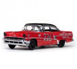 Montclair Model, Hardtop, Red #226 Racecar, Russ Truelove, 1:18 Scale, 1956