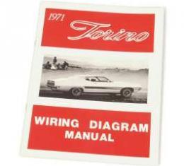 Torino Wiring Diagram Manual - 8 Pages