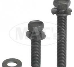 Exhaust Manifold Bolt Set, Ramp-Lok, 390 GT, Fairlane, Galaxie, Ranchero, 1967