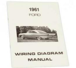 Wiring Diagram Manual - 4 Pages