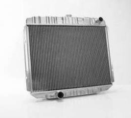 67 FAIRLANE ALUMINUM GRIFFIN RADIATOR MANUAL TRANS - V-8
